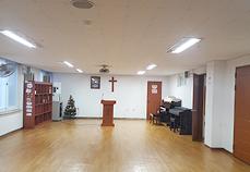 놀이활동 및 예배실 사진